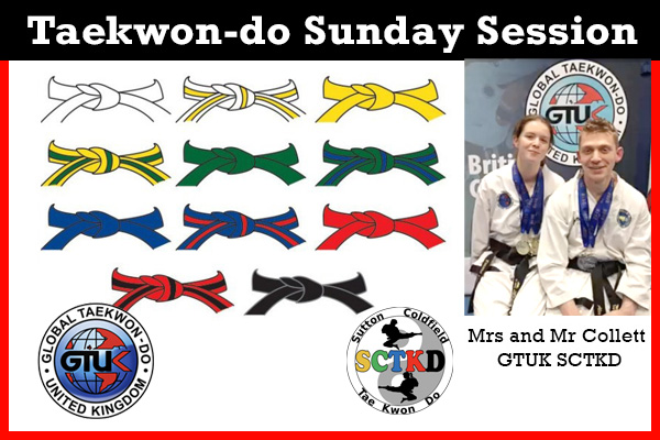 Taekwon-do Sunday Session