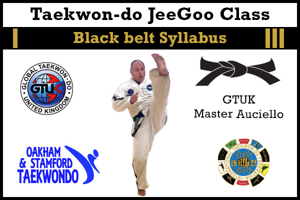Black Belt JeeGoo