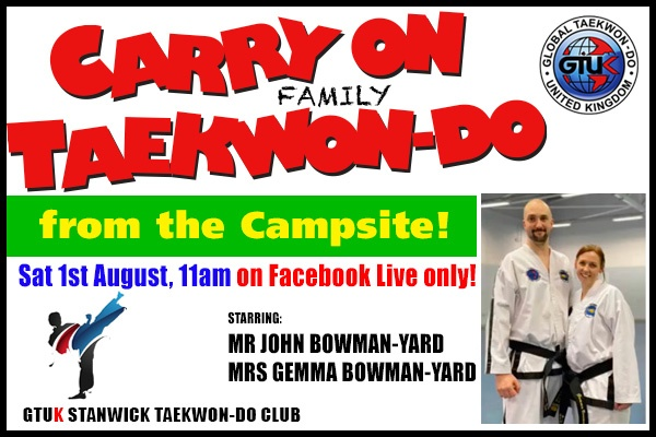 CARRY ON Family TAEKWON-DO
